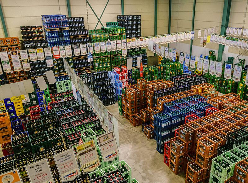 Getränke Maile: Unser Getränkemarkt in Weil der Stadt